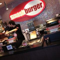 Photo taken at Smashburger by Matthew K. on 4/12/2012