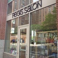 Photo taken at Regis Salon by Steve B. on 4/25/2012