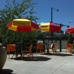 Photo taken at Billy's Gourmet Hot Dogs by Nicholas S. on 6/12/2012