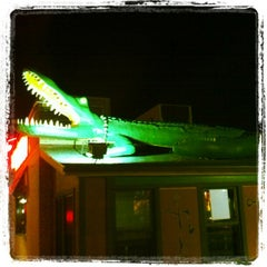 Photo taken at Bayou Grill by Kim M. on 8/21/2012