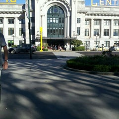 Photo taken at Pacific Central Station by Laura B. on 9/11/2012