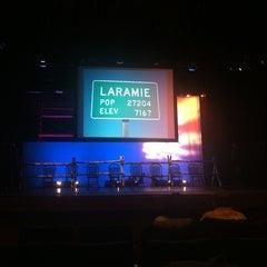 Photo taken at The White Theatre by Jason B. on 4/22/2012