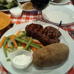 Photo taken at J&R's Steak House by Cubbi on 5/19/2012