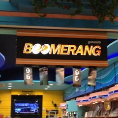 Photo taken at Boomerang (บูมเมอแรง) by Arm N. on 4/29/2012