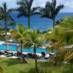 Photo taken at W Retreat & Spa - Vieques Island by Brecken M. on 5/15/2012