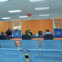 Photo taken at JPJ Bandar Baru Bangi by Fikri N. on 8/3/2012