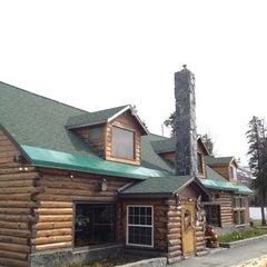 Photo taken at Summit Lake Lodge by Gary M. on 5/31/2012