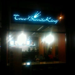 Photo taken at Taco Burrito King by Sterling W. on 6/27/2012