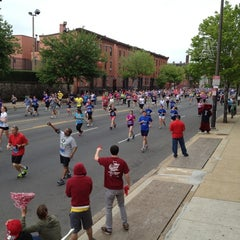 Photo taken at Mitten Hall by Terry M. on 5/6/2012