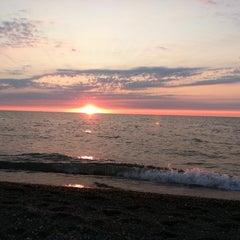 Photo taken at Headlands Beach State Park by Sarah Elizabeth T. on 7/12/2012