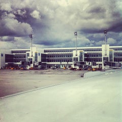 Photo taken at Terminal 2 by Harald G. on 7/15/2012