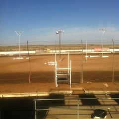 Photo taken at Canyon Speedway by Stephen W. on 6/17/2012