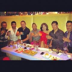 Photo taken at Bar Chi Sushi by Cordaro on 4/29/2012