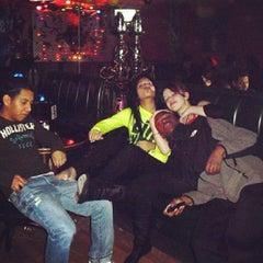 Photo taken at Sugar Night Hookah Lounge by Riccardo M. on 5/24/2012