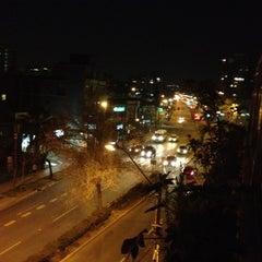 Photo taken at Plaza Pedro de Valdivia by Jorge M. on 9/1/2012