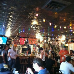 Photo taken at Woody Creek Tavern by Katie L. on 9/2/2012