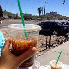 Photo taken at Starbucks by B on 3/23/2012