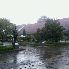 Photo taken at Museum Benteng Vredeburg by Aditya N. on 2/16/2012