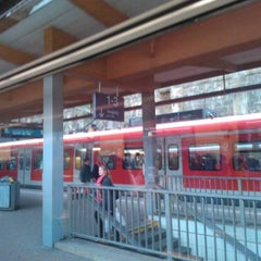 Photo taken at Wuppertal Hauptbahnhof by Nils B. on 2/22/2012
