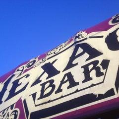 Photo taken at Hexagon Bar by David S. on 6/17/2012