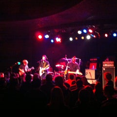 Photo taken at The Showbox by Spenser H. on 5/6/2012