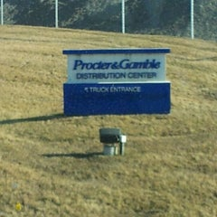 Photo taken at Procter & Gamble Distribution Center by Trucker4Harvick . on 2/16/2012