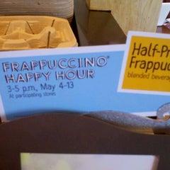 Photo taken at Starbucks by Jason P. on 5/1/2012