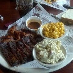 Photo taken at Dreamland BBQ by Ryan G. on 5/25/2012