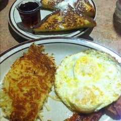 Photo taken at Denny's by Abby L. on 8/30/2012
