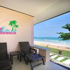 Photo taken at Chonnapha Resort by Aunda on 7/23/2012