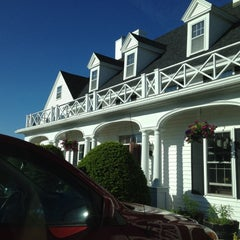 Photo taken at The Lucerne Inn by Susan B. on 6/1/2012