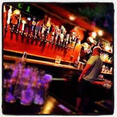 Photo taken at Crown & Anchor Pub by Christopher G. on 7/23/2012