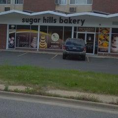 Photo taken at Sugar Hills Bakery by Monty N. on 5/30/2012