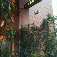 Photo taken at Via Sete by Vander S. on 6/23/2012