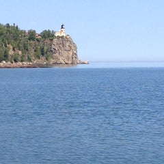 Photo taken at Split Rock Lighthouse by Greg C. on 7/10/2012