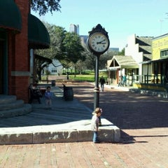 Photo taken at Dallas Heritage Village by Mike D. on 2/25/2012