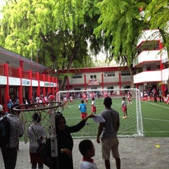 Photo taken at Iskandharu School by DarkHORSE on 5/21/2012