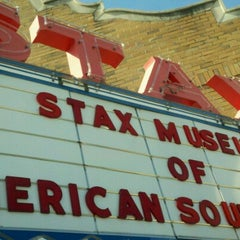 Photo taken at Stax Museum of American Soul Music by Maureen M. on 8/3/2012