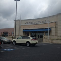 Photo taken at Capital City Mall by Tiffany S. on 9/4/2012