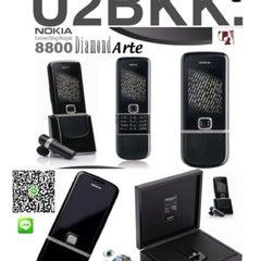 Photo taken at u2bkk by mod c. on 6/30/2012