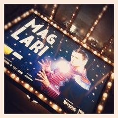 Photo taken at Teatre Tívoli by Sara-Maria on 2/22/2012