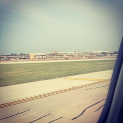 Photo taken at Omaha Eppley Airfield (OMA) by Dusty D. on 6/30/2012