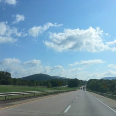 Photo taken at Interstate 80 by Mary L. on 8/28/2012