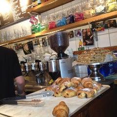 Photo taken at Mellqvist Kaffebar by JF K. on 7/8/2012