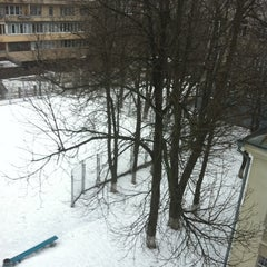Photo taken at Ліцей №51 by Alex K. on 3/2/2012