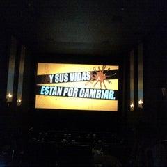 Photo taken at Cinepolis VIP by Eduardo E. on 7/27/2012