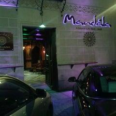 Photo taken at Mandala by Felipe A. on 5/18/2012