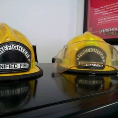 Photo taken at Firehouse Subs by Rob T. on 6/7/2012