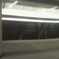 Photo taken at Metro Służew by Arek K. on 5/17/2012