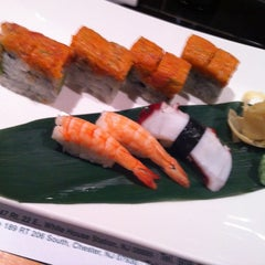 Photo taken at Domo 7 Hibachi & Sushi by Thomas S. on 8/19/2012